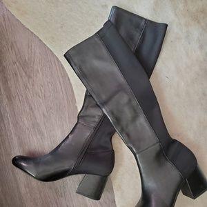 Steve Madden Hero Knee High Boots - Black Size 7